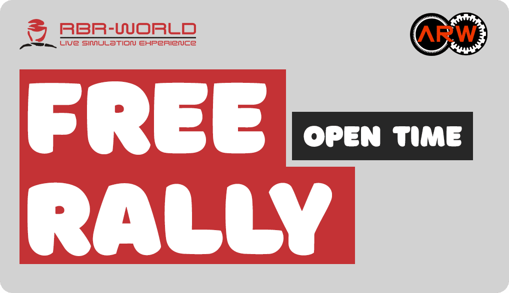 Free Rally World S16 (only S1600)