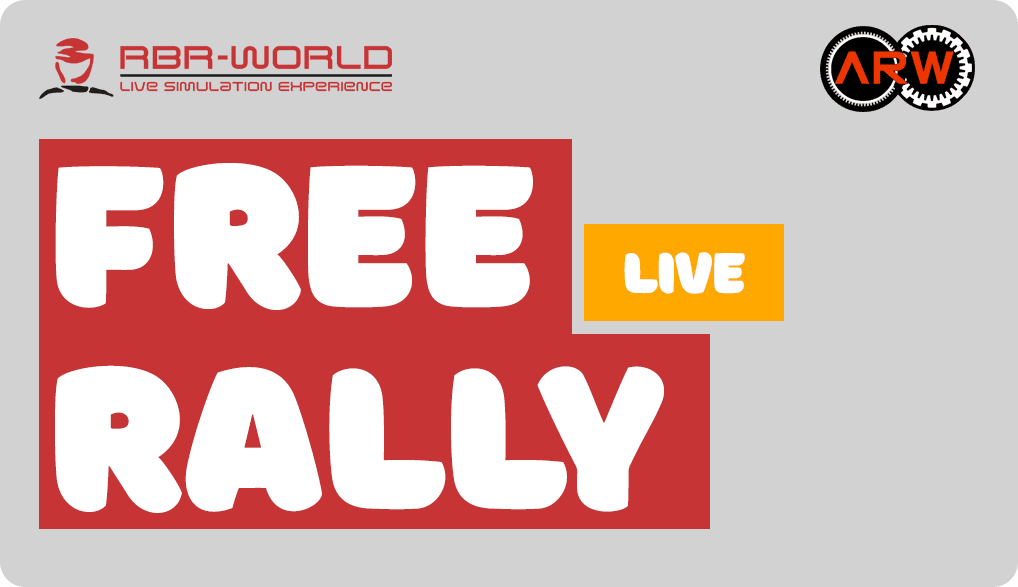 NEW FREE RALLY LIVE DEL GIOVEDI 2