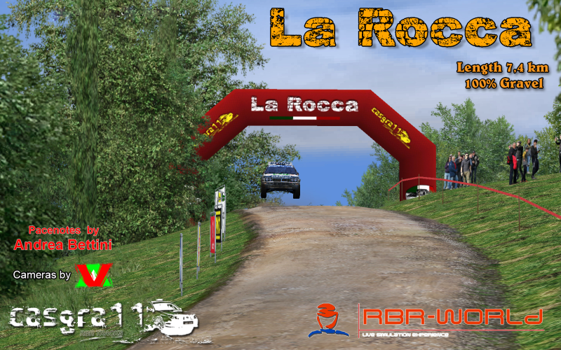 NEW STAGE RELEASED - LA ROCCA