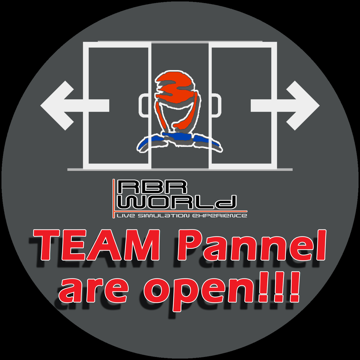 TEAM PANELS ARE OPENING!!