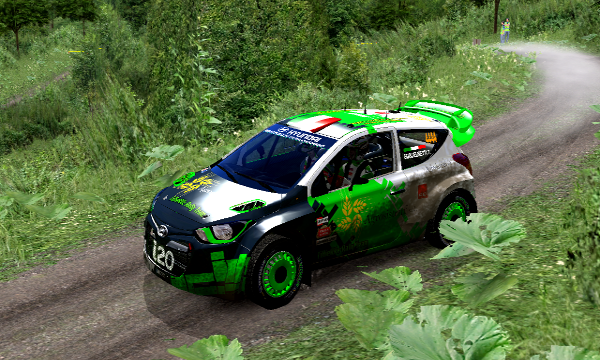 RBRW Round 7 - LOTOS Poland Rally