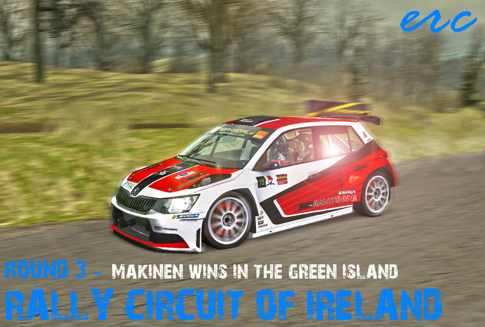 Makinen wins in the green island