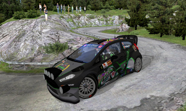 RBRW Round 10 - Rally China Beijing