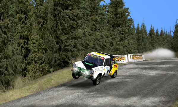Historic Trophy Round 4 - Acropolis Rally