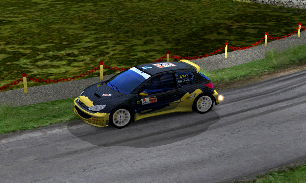 WTC Round 7 - Rally Bohemia Czech Rep.