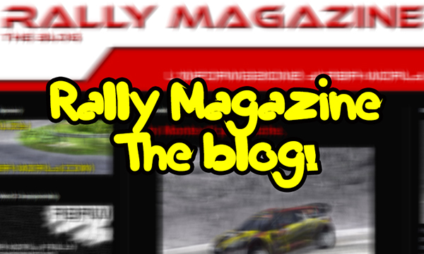 Rallye Magazine - THE BLOG