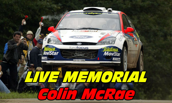 LIVE MEMORIAL OF COLIN