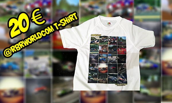RBR-World Official T-Shirt!