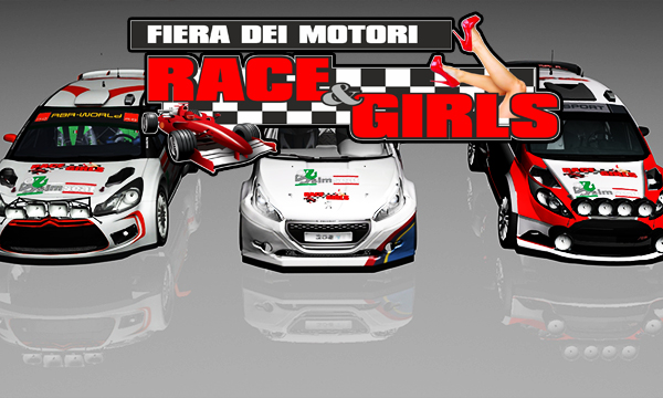 Girls and Engines!