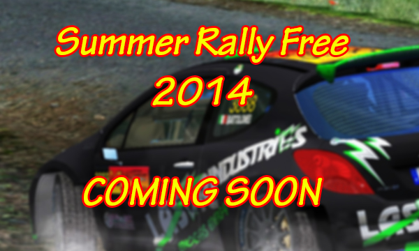 Summer Rally Free 2014 - COMING SOON