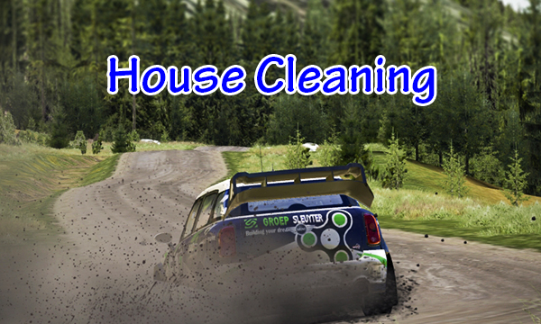 Housecleanings!