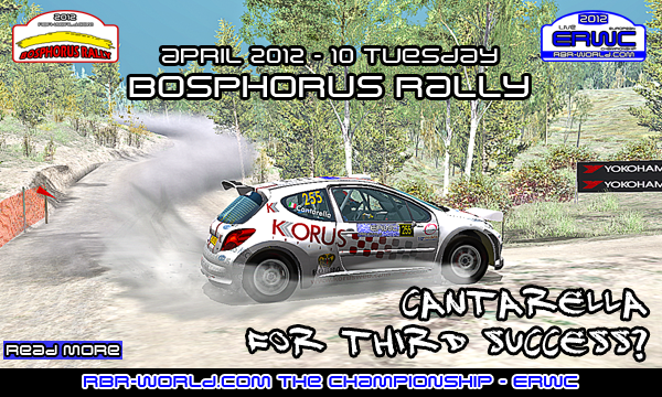 ERWC: Bosphorus Rally