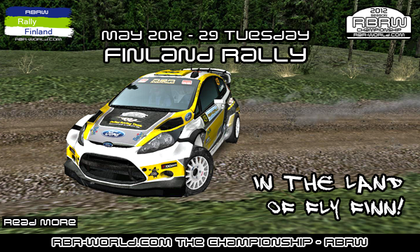 RBRW: Finland Rally