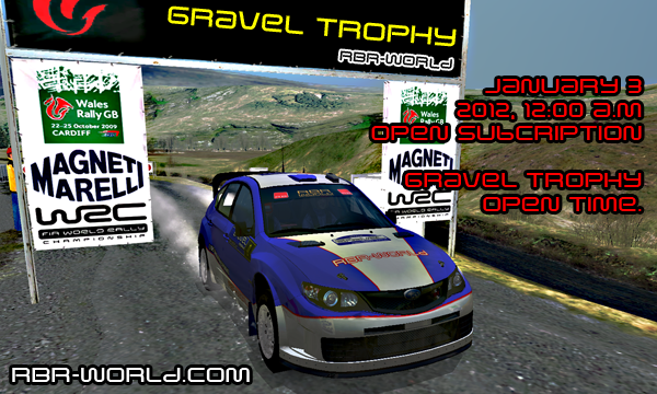 Gravel Trophy: Open subscrition