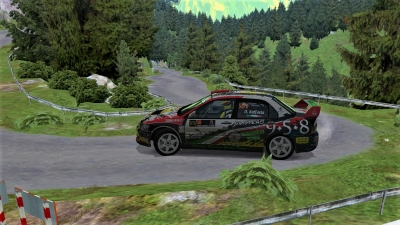 Rallye International du Valais - RAFFAETA Dario