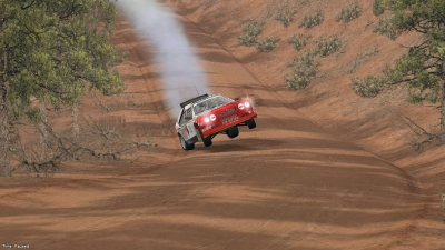 Safari Rally Historic - BETTINI Andrea