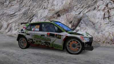 Rallye International du Valais - MORGIA Simone